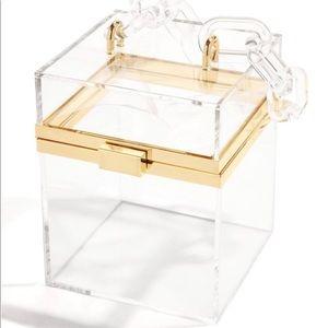 Clear Box Bag